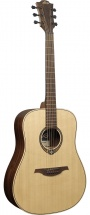 Lag T270d Dreadnought Snakewood