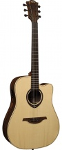 Lag T270dce Dreadnought Snakewood