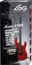 Lag Pack Arkane 66 Rouge+marshall Mg10cf