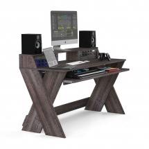 Glorious Dj Sound Desk Pro Walnut