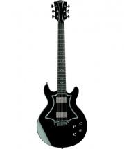 Guitare Electrique Lag Roxane Racing Bedarieux 1500 Black