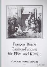 Borne F. - Carmen Fantasy - Flute And Piano