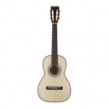Martin Guitars Custom Order Size 5 Erable Flamme / Epicea Englemann