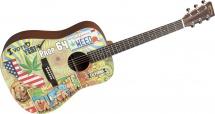Martin Guitars Dx420 California