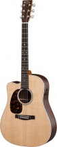 Martin Guitars Dcpa4r-l Gaucher Dreadnought Epicéa Sitka/palissandre