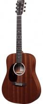 Martin Guitars Dreadnough Junior Sapele Gaucher