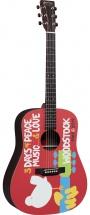 Martin Guitars Dx Woodstock 50th
