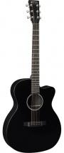 Martin Guitars X Om Om Hpl Noir/hpl Noir