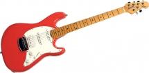 Music Man Cuthsst-crd-rmm-p-c Coral Red