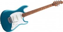 Music Man Cutlass Sss Trem Vintage Turquoise