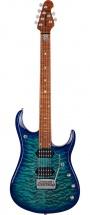 Music Man Signature John Petrucci Jp15 Cerulean Paradise Quilt