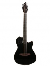 Godin A10 Black Steel Hg + Housse
