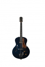 Godin 5th Avenue Nightclub Indigo Blue With Tric