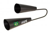 Gope Go-ago01 - Agogo Double Peint 26cm