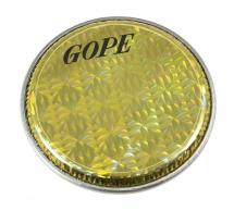 Gope Percussion Hhol10-y - Peau Double Holographique 10 Jaune