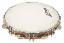 Gope Percussion Pa11d8hc - Pandeiro 11 Tirants Doubles Peau Sablée