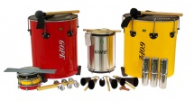 Gope Percussion Pk-mao14 - Pack Samba Surdo De Mao - 14 Instruments