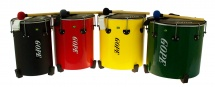 Gope Percussion Pk-maoset - Pack Samba Set Surdo De Mao