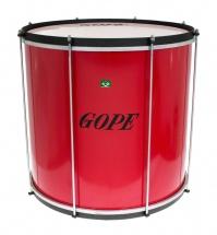 Gope Percussion Su1845re-al - Surdo Rouge 18 Alu - 45cm Profondeur
