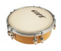 Gope Percussion Tam6wo10 - Tamborim 6 Bois 10 Tirants