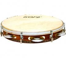 Gope Gp-panc01 - Pandeiro Chorinho 10  Extra Light  Cymbales Titane