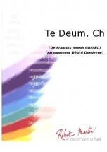 Gossec F.j. - Dondeyne D. - Te Deum, Chant/ch?ur