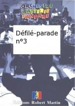 Goute R., Devogel J. - Dfil-parade N3
