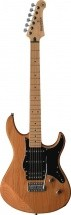 Yamaha Pacifica Gpa112vmxyns Yellow Natural Satin