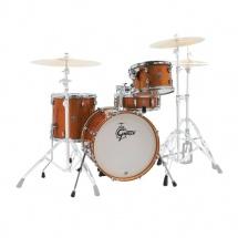 Gretsch Drums Catalina Club 18/12/14/14x5 Bronze Sparkle Ct1-j484-bs