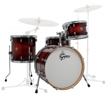 Gretsch Drums Ct1-j404-gab - Catalina Club Fusion 20/12/14/14x5.5 Gloss Antique Burst