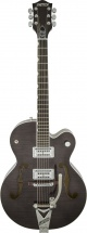 Gretsch G6120sh Setzer Hot Rod Tv Jones Setzer Signature Pickups Tuxedo Black 2-tone + Etui