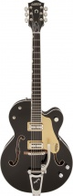 Gretsch G6120ssu Brian Setzer Nashville Tv Jones Setzer Signature Pickups Black + Etui