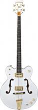 Gretsch G6136lsb - White Falcon Bass Tv Jones Thunder