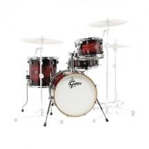 Gretsch Drums Ct1-j484-gab - Catalina Club 2014 Jazz 18 - Gloss Antique Burst
