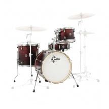 Gretsch Drums Ct1-j484-saf - Catalina Club Jazz 18 - Satin Antique Fade