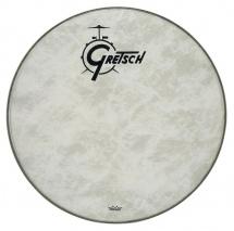 Gretsch Drums Fiberskyn 18 Logo Gretsch Drums Resonance