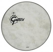 Gretsch Drums Fiberskyn 20 Logo Gretsch Drums Resonance