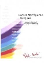 Grieg E. - Villers - Danses Norvgienne Intgrale