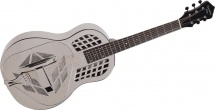 Recording King Resonator Metal Body Tricone