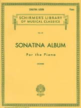 Sonatina Album For The - Piano Solo