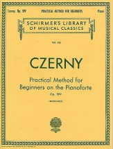 Carl Czerny Practical Method For Beginners On The Pianoforte Op.599 P - Piano Solo