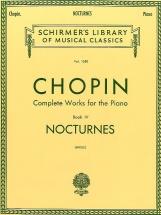 Frederic Chopin Nocturnes - Piano Solo