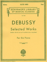 Claude Debussy - Selected Works - Piano Solo