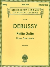 Debussy - Petite Suite For One Piano, Four Hands - Piano Duet