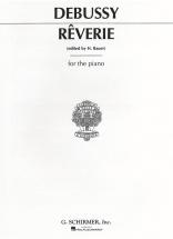 Claude Debussy Reverie - Piano Solo