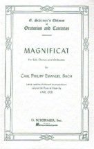 C.p.e. Bach Magnificat Chor