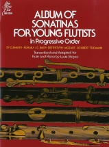 Moyse L. - Album Of Sonatinas For Young Flutists