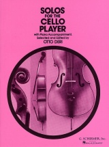 Solos For The Cello Player - Cello