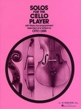 Solos For The Cello Player - Cello
