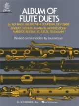 Moyse Louis - Album Of Flute Duets